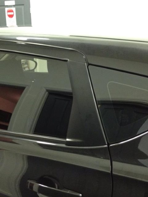 Car window tinting in Galashiels, Scotland